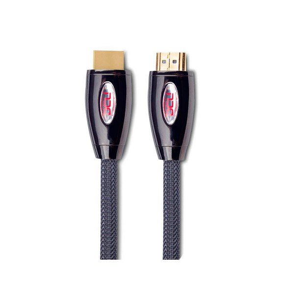 Dcu cable conexión hdmi 2.0 a hdmi 2.0 macho-macho metal premmium 3 metros