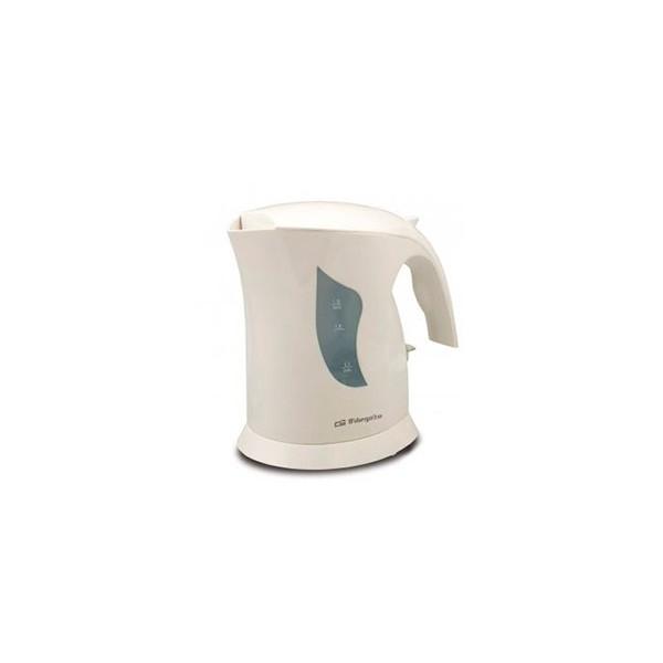 Orbegozo hervidor de agua con filtro de nilón desmontable