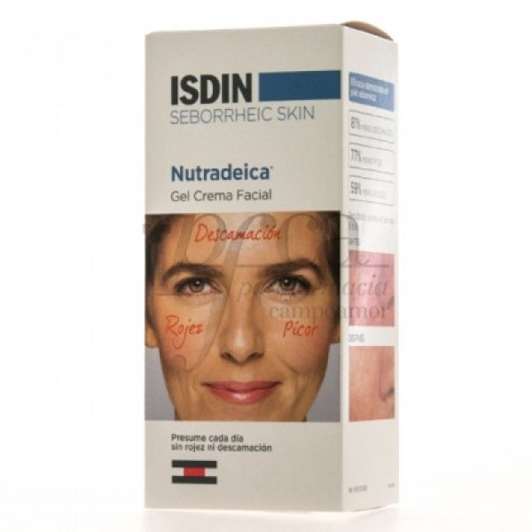 NUTRADEICA FACIAL GEL-CREMA 50ML