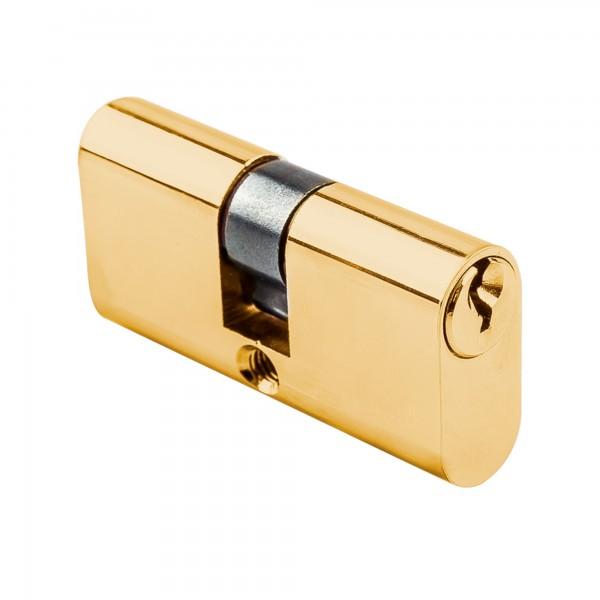 Cilindro ovalado 27x27 laton  handlock