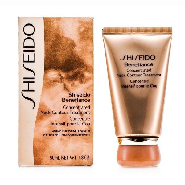 Shiseido benefiance crema concentrada para cuello 50ml