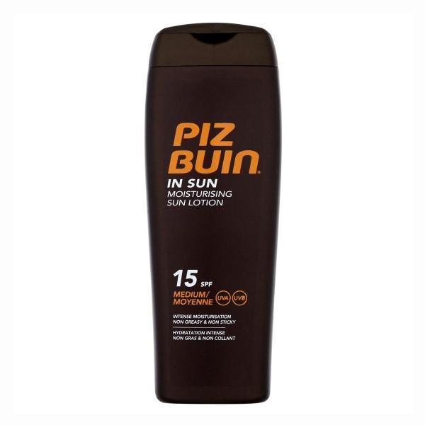 Piz buin in sun moisturizing sun lotion spf15 medium 200ml