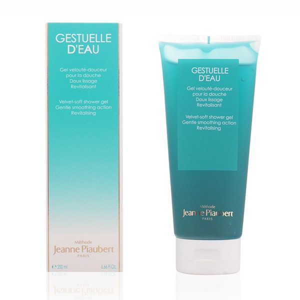 Jeanne piaubert gestuelle d'eau shower gel 200ml