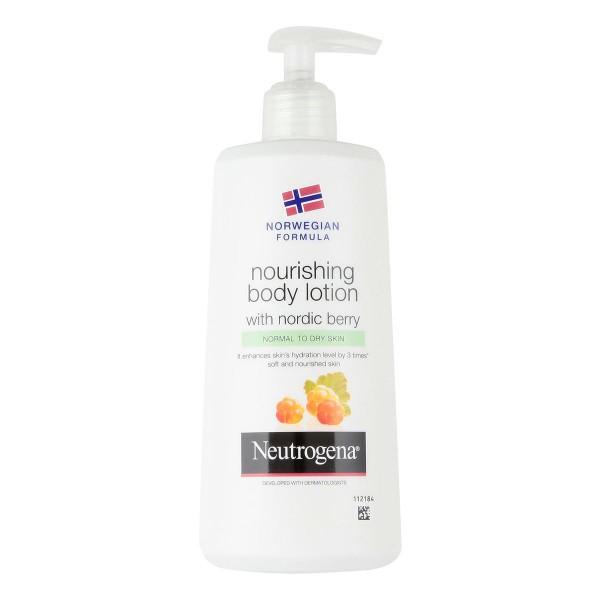 Neutrogena nourishing body lotion 250ml