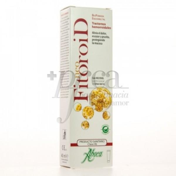 NEOFITOROID BIOPOMADA ENDORRECTAL 40 ML