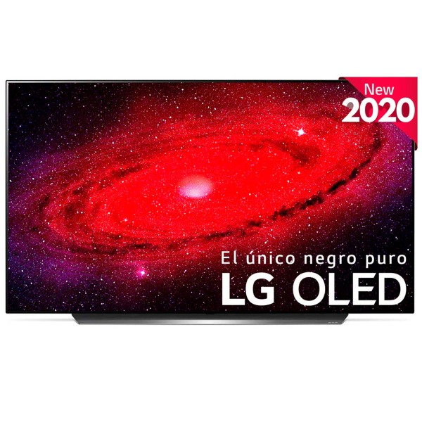 Lg 55cx6la televisor 55'' oled uhd 4k hdr thinq smart tv ia webos 5.0 wifi bluetooth sonido dolby atmos