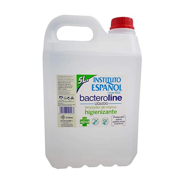 Instituto español bacteroline gel de manos 5000ml